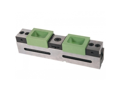 Wedge Clamping Vice And Fixures